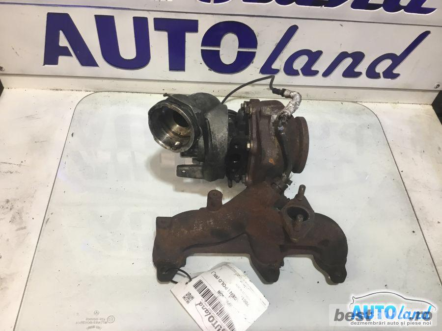 Turbocompresor Volkswagen Polo 9N 045253019J 2001 1.4 TDI