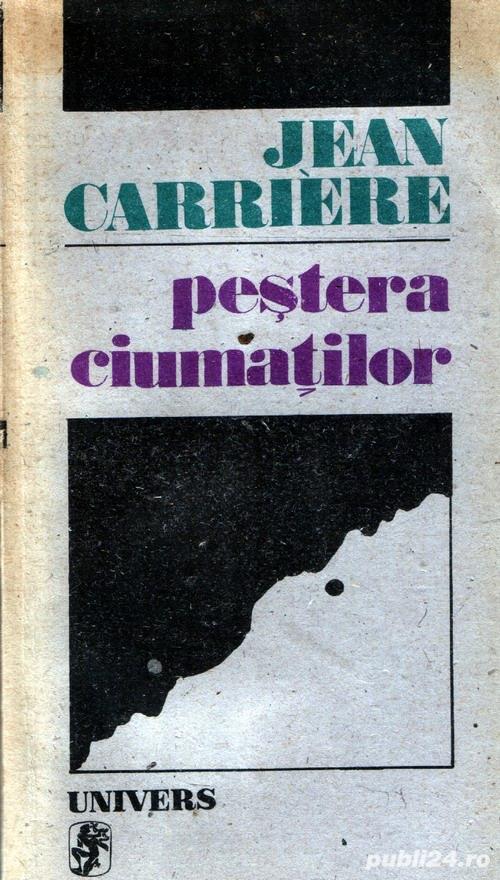 Peştera ciumaţilor de Jean Carrière