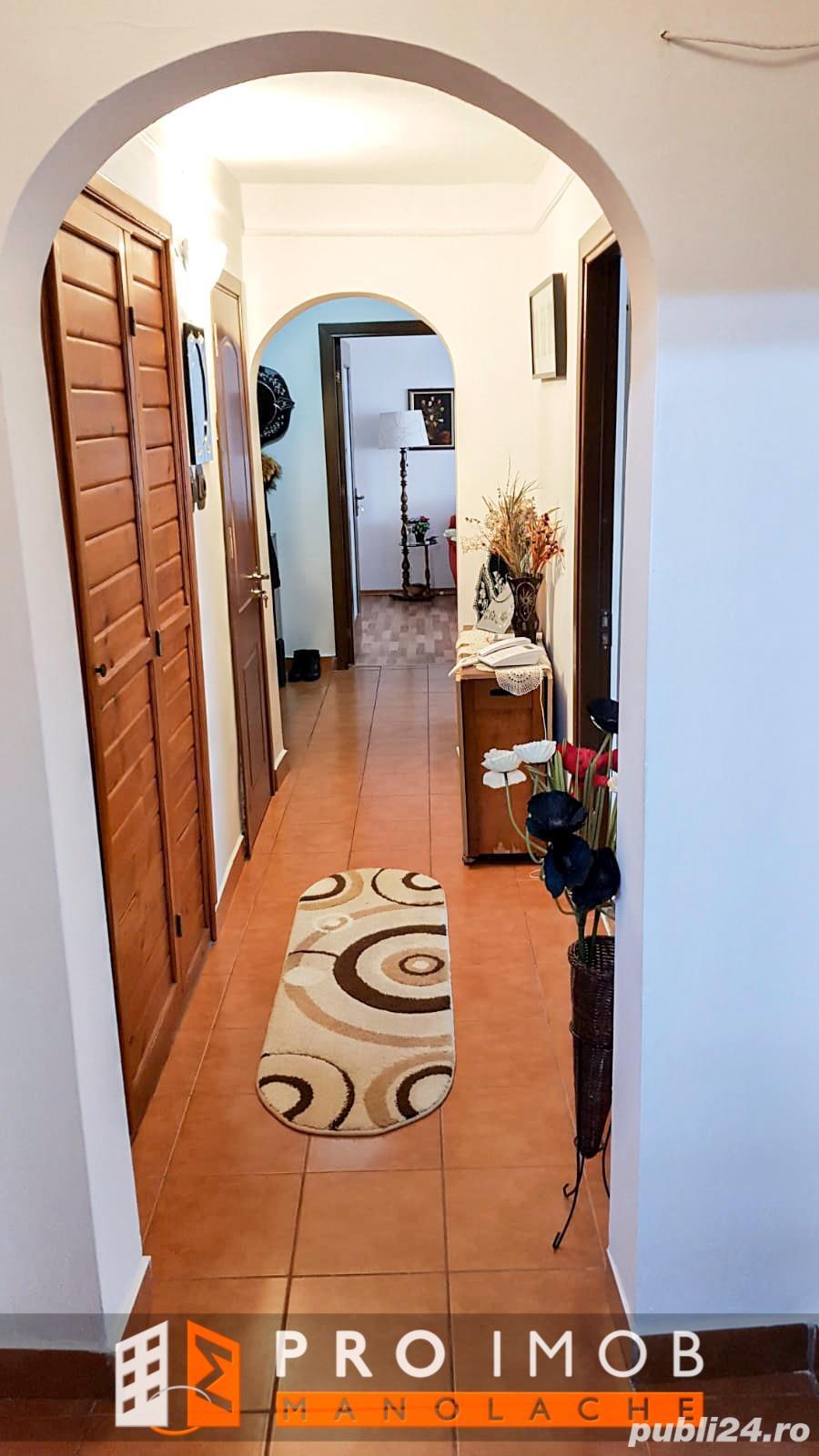 Apartament 3 camere cf 1 decomandat zona Micro 14