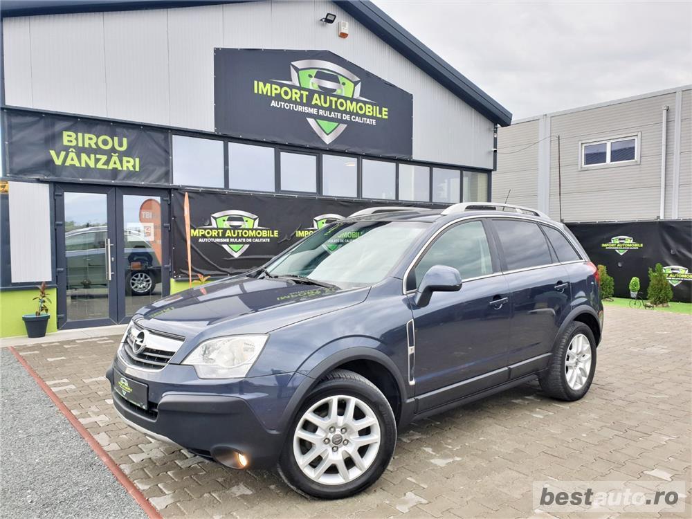 Opel Antara 4x4 an:2008 - Livrare GRATUITA/GARANTIE /Autoturisme verificate TEHNIC