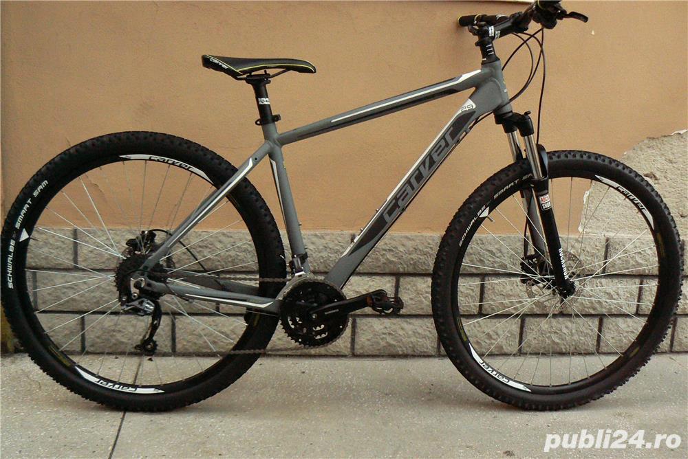 Bicicleta mountain bike Carver cu roti de 29
