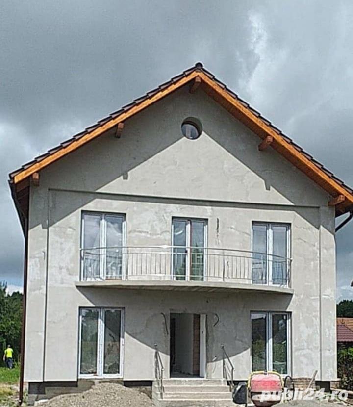 Casa Noua Reghin 15 arii teren construita in 2020 cu etaj semifinisata