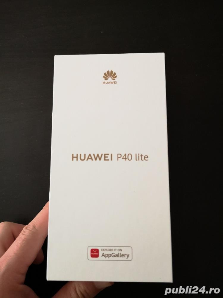 Huawei P40 lite Green NOU! In cutie!