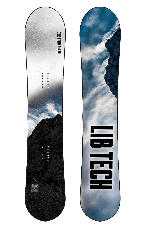 Vand snowboard Lib Tech COLD BREW, noua