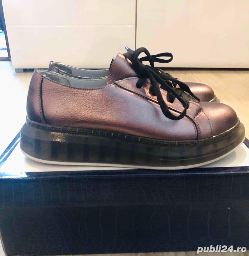 Pantofi Luca di Gioia