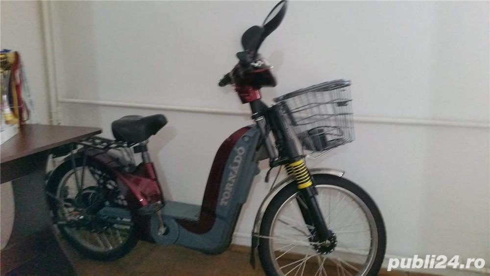 Bicicleta electrica Tornado