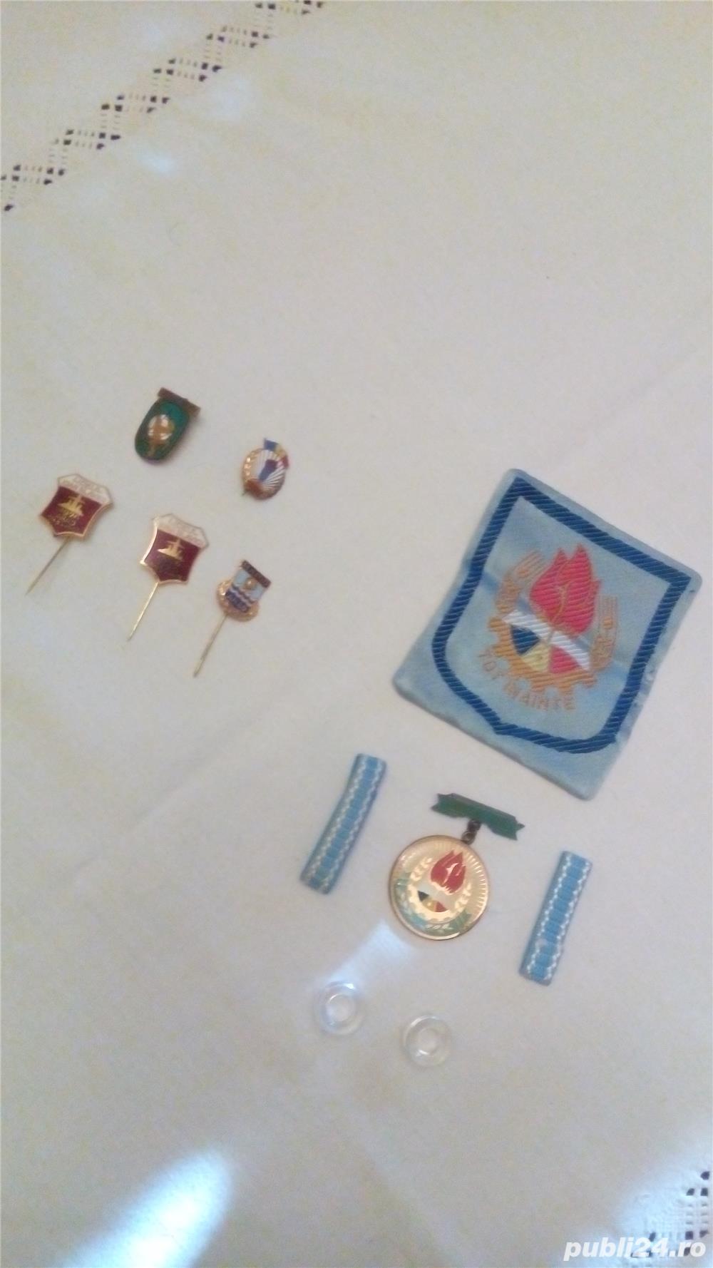 Insigne si medalii