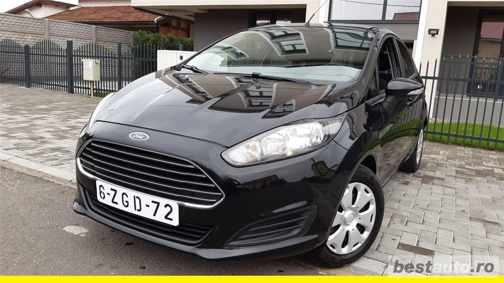 Ford Fiesta NEW MODEL //EURO 5 //