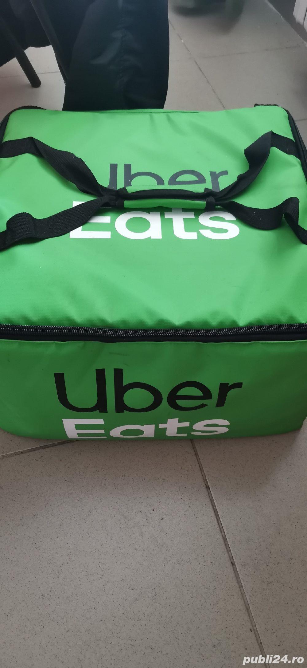 Geanta uber eats