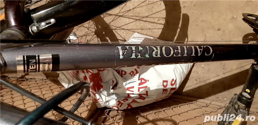 Vand bicicleta California