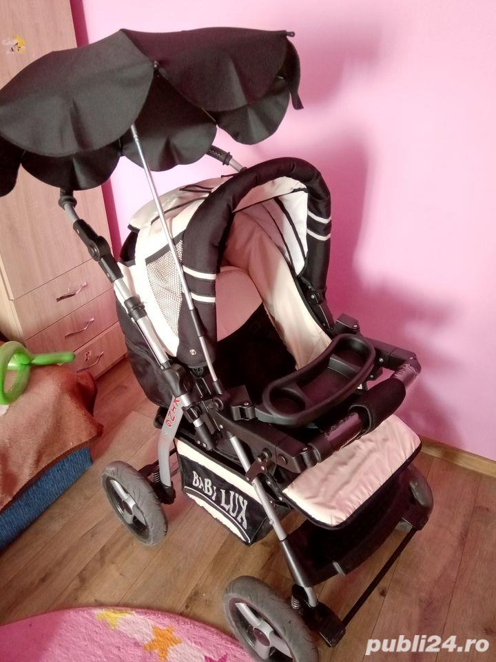 SET CARUT Baby lux 3 in 1