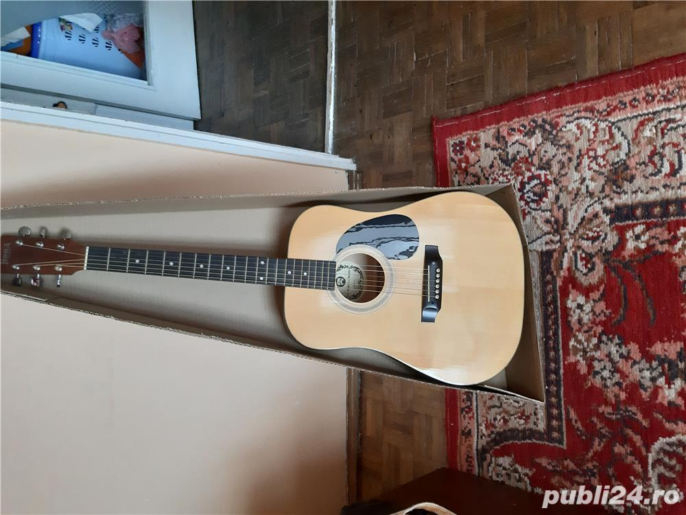 Vand chitară Hora de Reghin 250 Ron si vioara 100 Ron