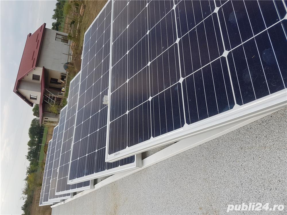Vand panouri fotovoltaice