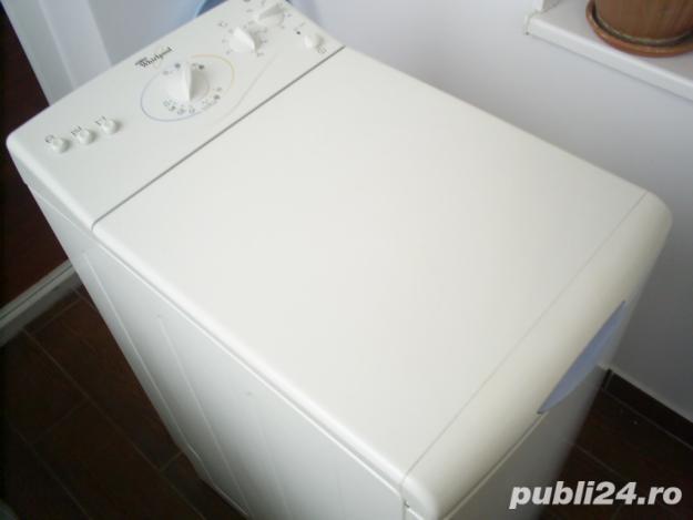 Vand masina spalat whirlpool