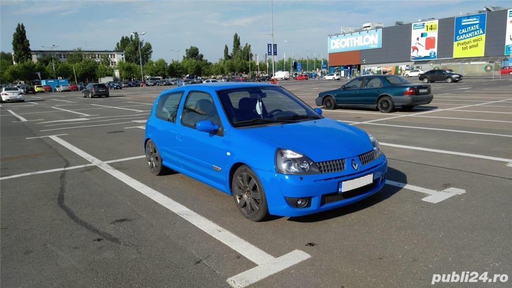 Renault clio rs 2.0 16V 182