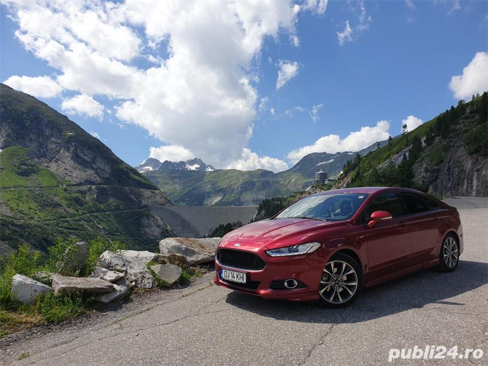 Ford Mondeo ST Line Powershift