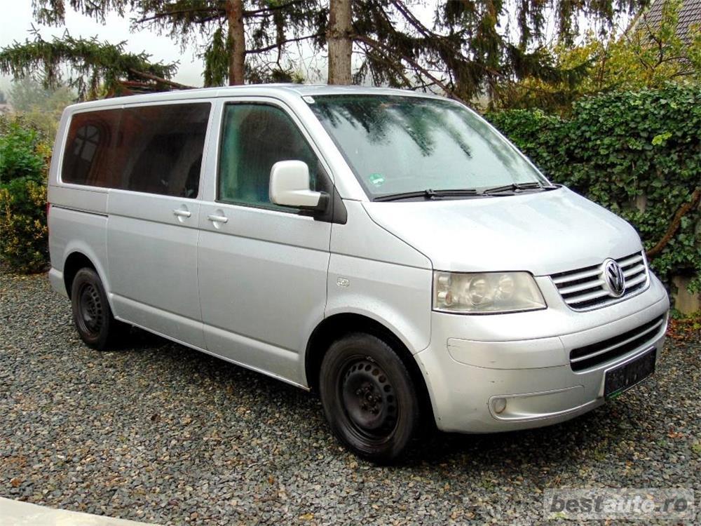 VOLKSWAGEN Transporter T5 - Multivan