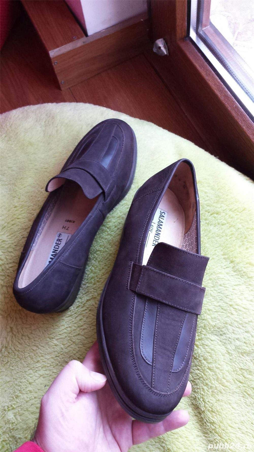 Pantofi  femei Salamander /41