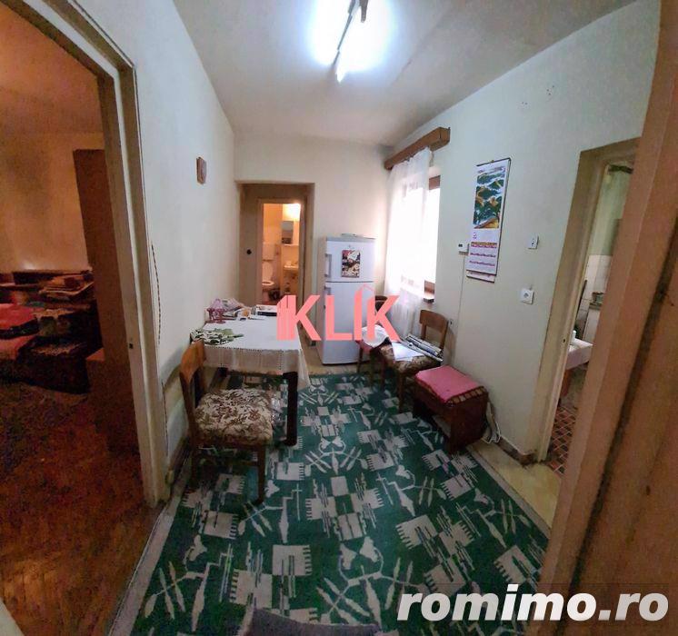 Apartament 3 camere decomandat zona Bucium Manastur