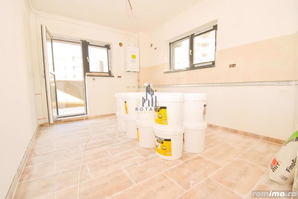 Apartament 1 camera / Terasa spatioasa de 30 mp / Bucium