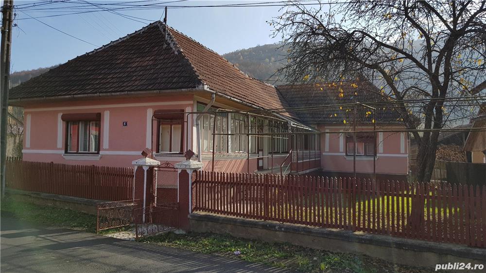 Vand casa in sat Risculita, com. Baia de Cris, jud. Hunedoara