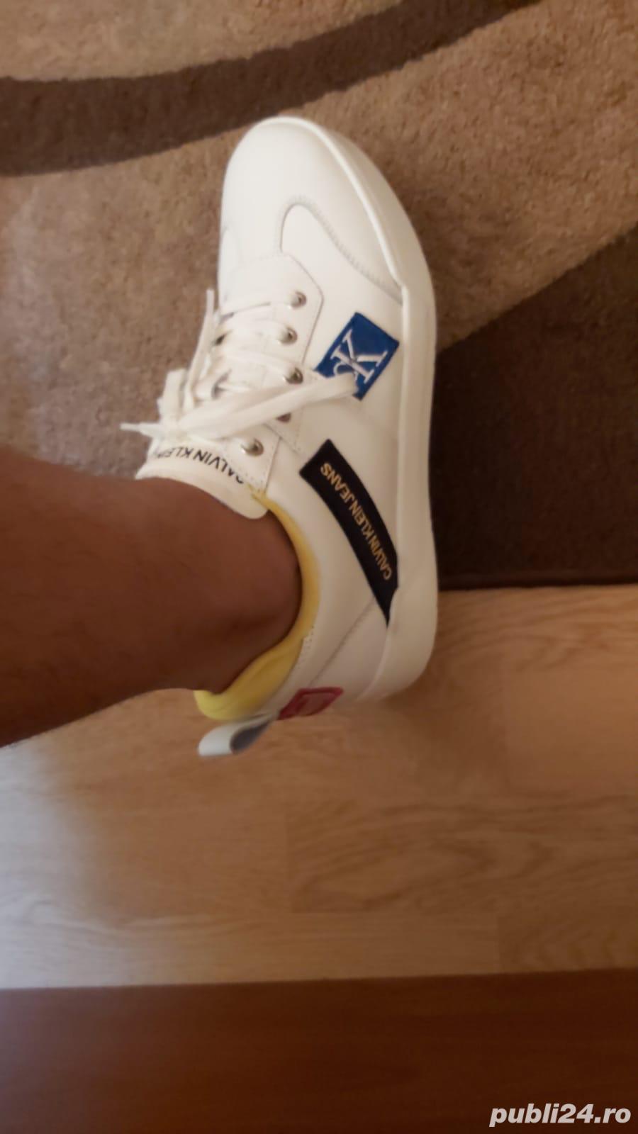 Adidasi sport Calvin Klein