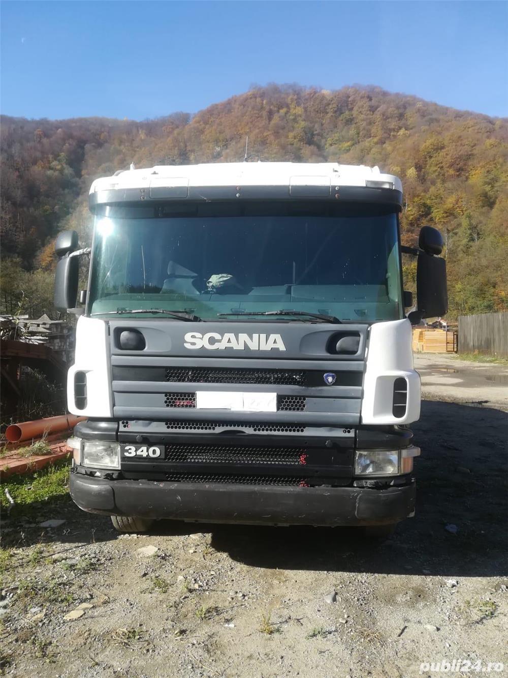 Scania P114C 340