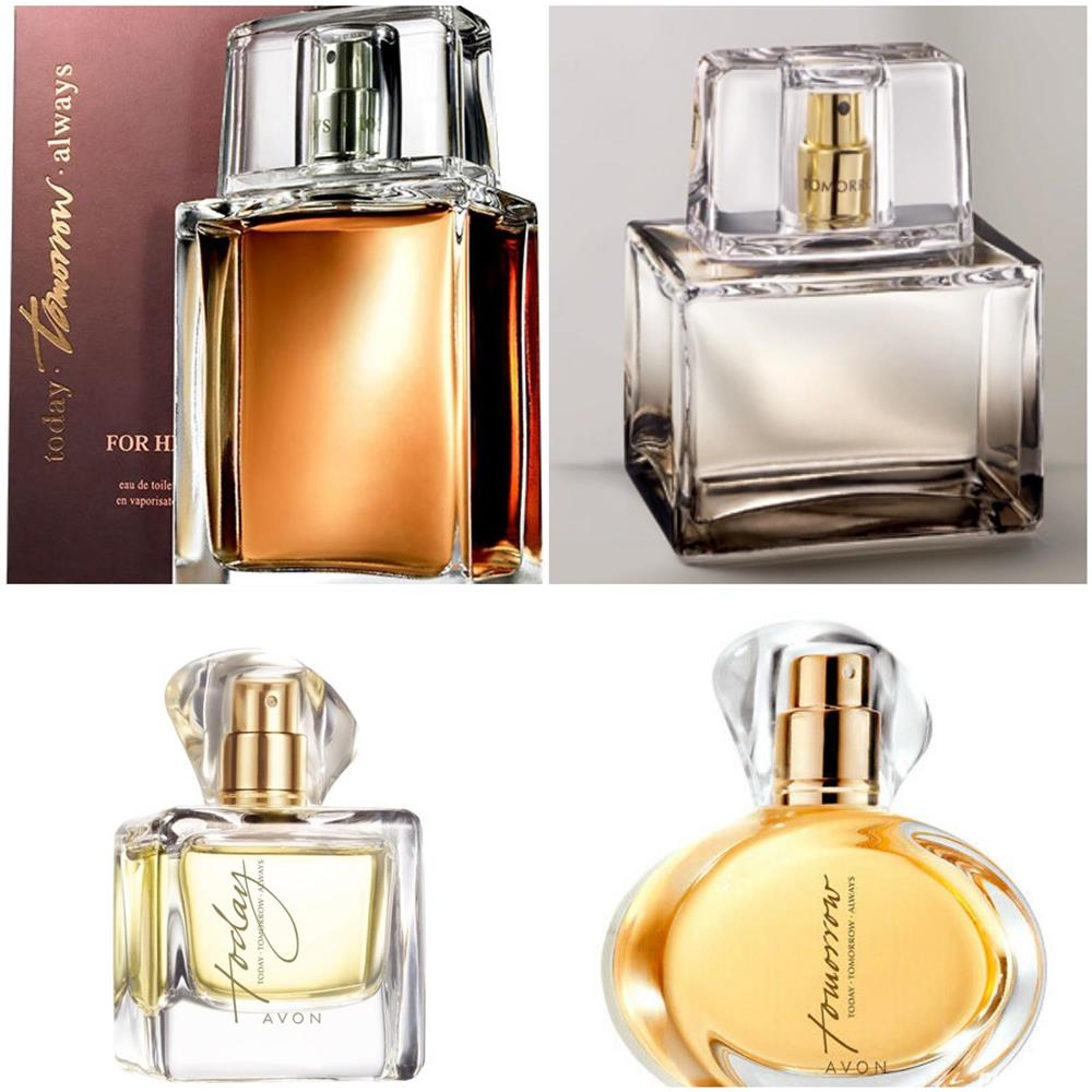 Set duo parfum Avon Today