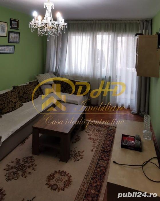 "Apartament 3 camere D, renovat, Podu Ros, aproape de Liceul ""Emil Racovita"""