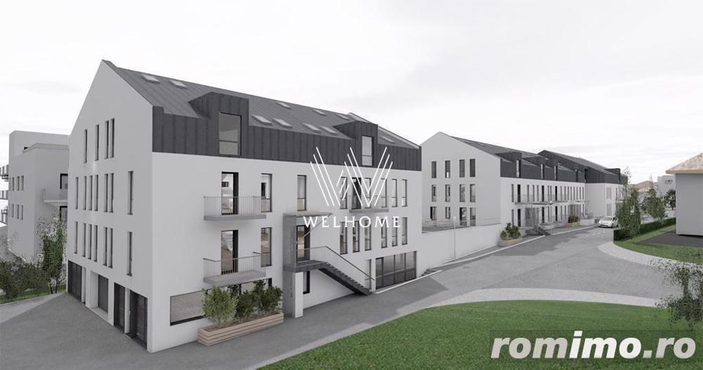 Apartament 4 camere, dormitoare mari, Turnisor Sibiu