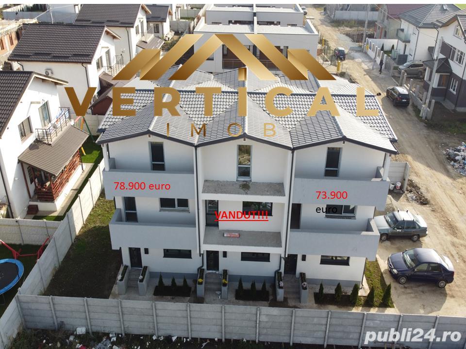 Casa la curte, P+1E+M !!!Constructie 2020! Comision 0%!!!!!