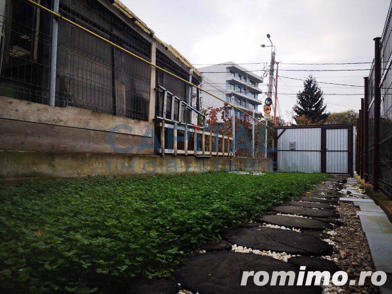 Apartament la casa cu curte, zona Andrei Muresanu