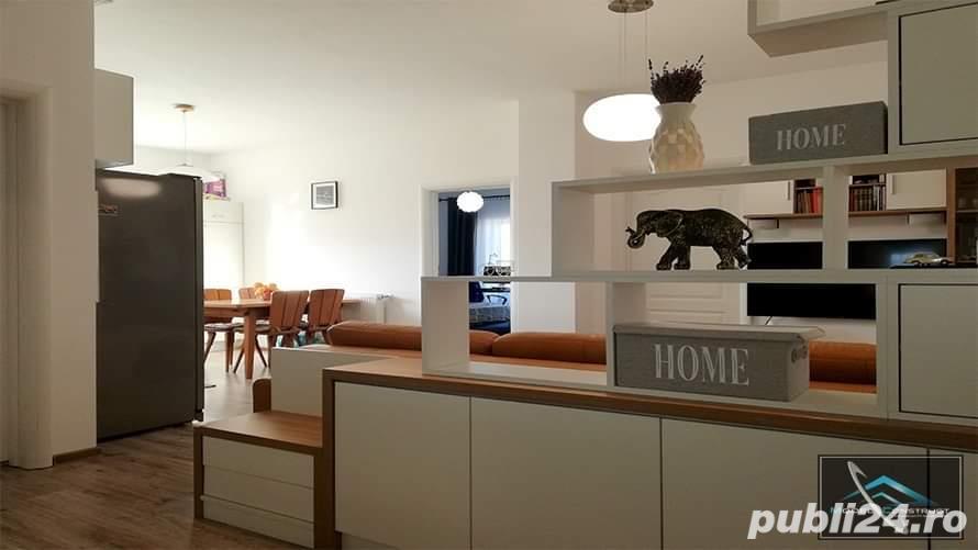 Apartament cu 3 camere, zona Vivo, 80 mp, cu parcare subterană