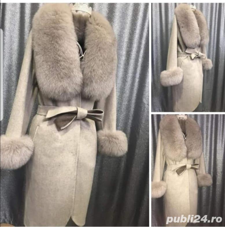 Vând palton nou