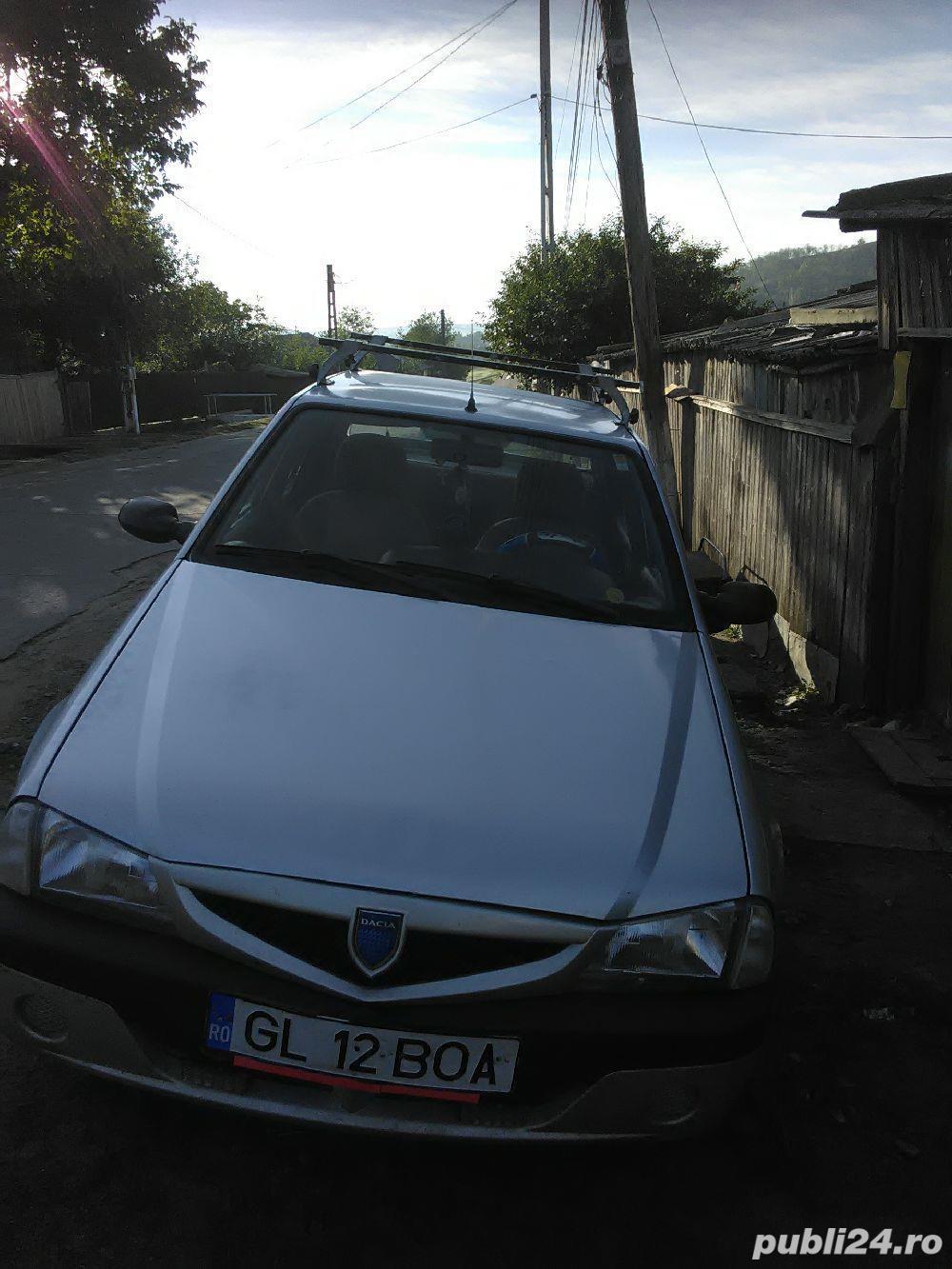 vând Dacia Solenza