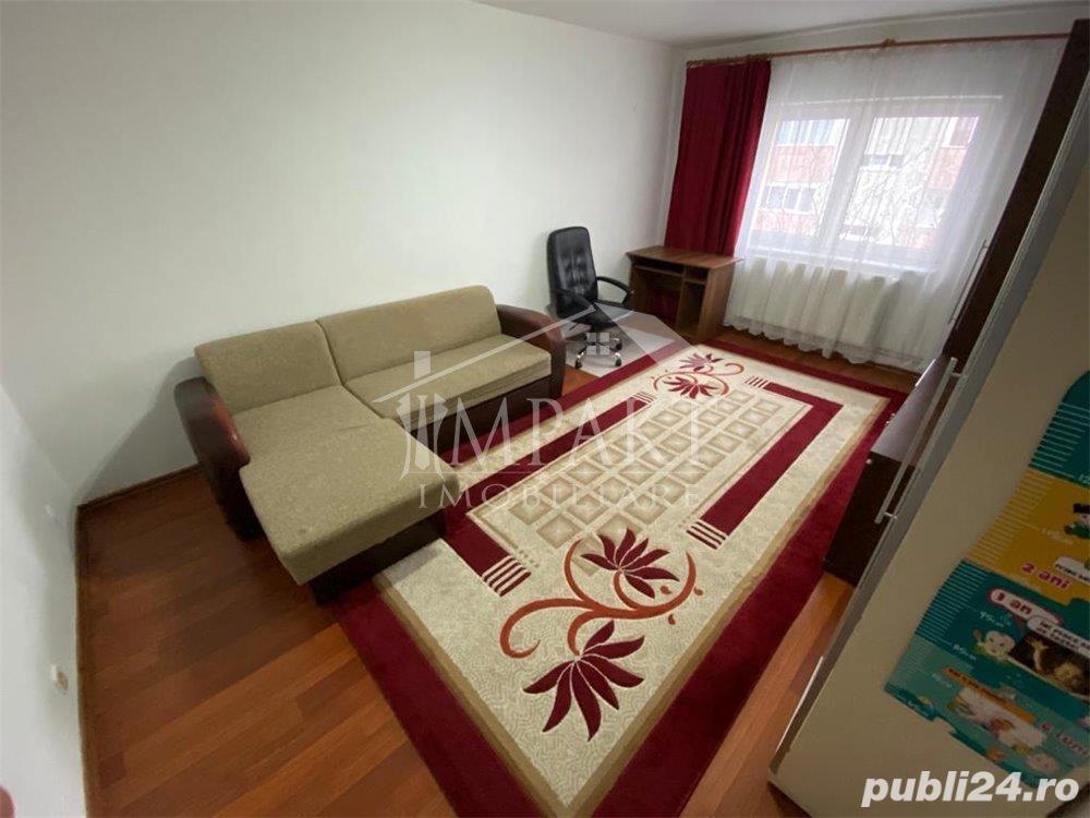 Apartament cu 2 camere spre vanzare in cartierul Zorilor!