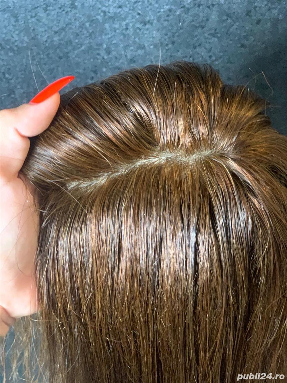 peruca naturala ieftina