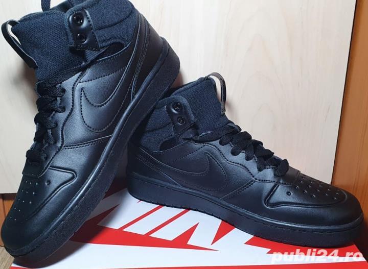 Nike - Sneakers Unisex din PIELE