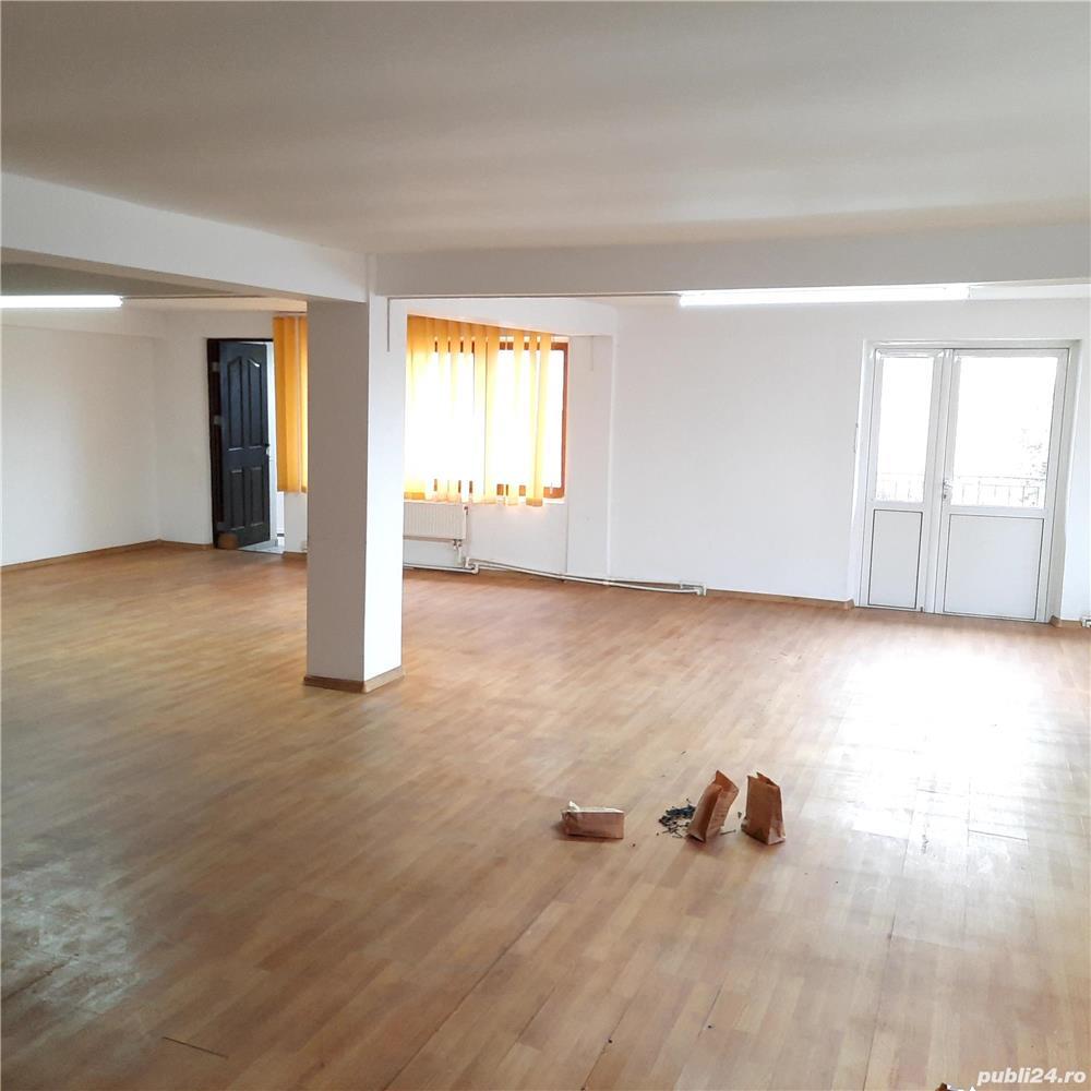 Sp.CAZARE muncitori/birouri 130 mp,etajul 1,zona Casa Lebada, Bucium