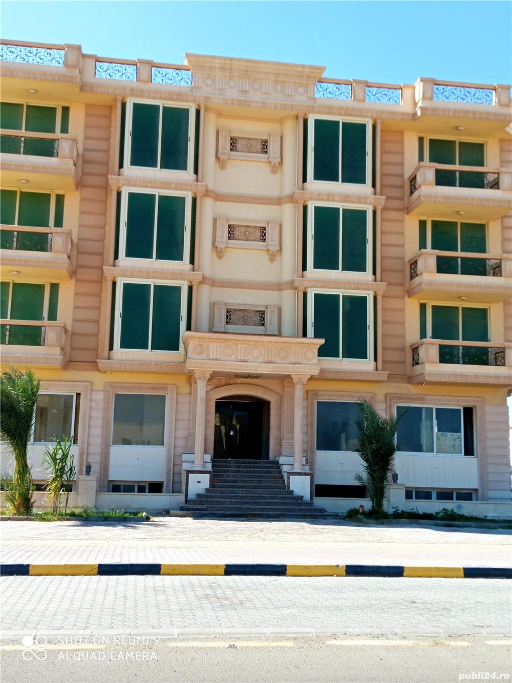 Apartament de lux de vacanta 2 camere Hurgada-Egipt