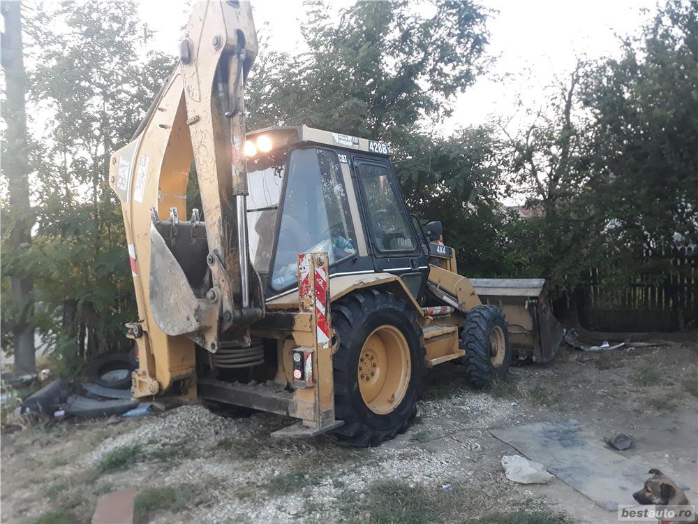Cat 428 B