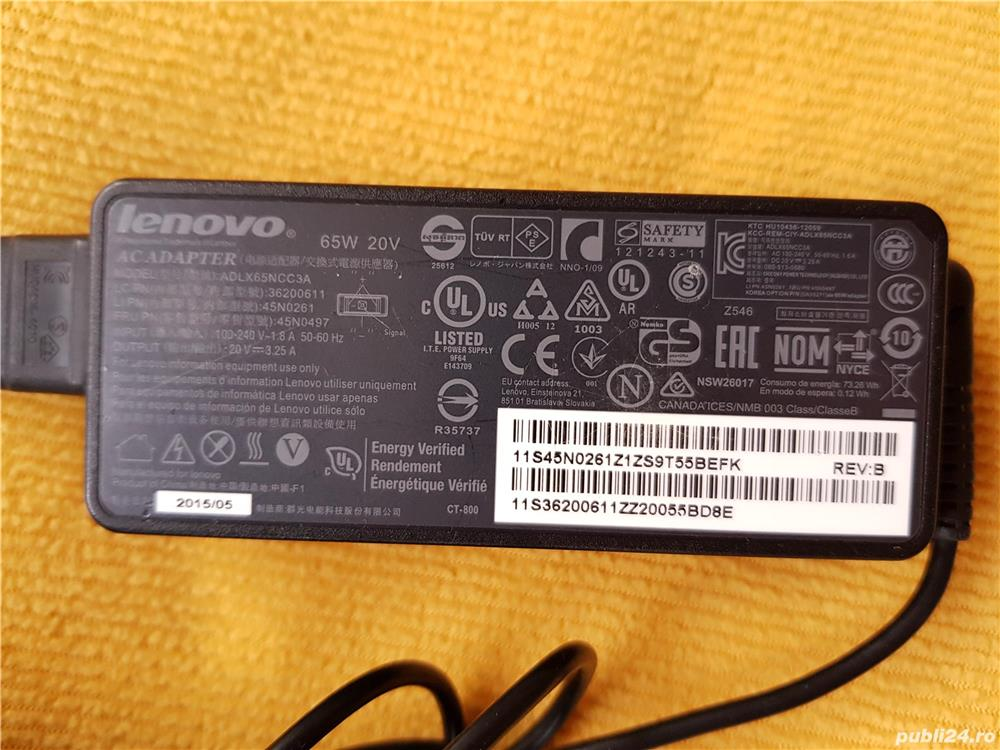 Alimentator / Adaptor Laptop Lenovo G50-80