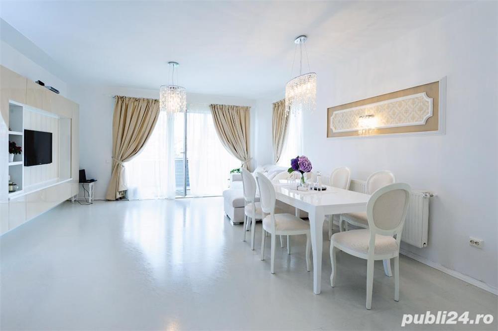 Apartam.3 camere,lux,decomandat,109,78 mp,amenajat elegant,terasa,Buna Ziua,Cluj-Napoca, 162000 Eur