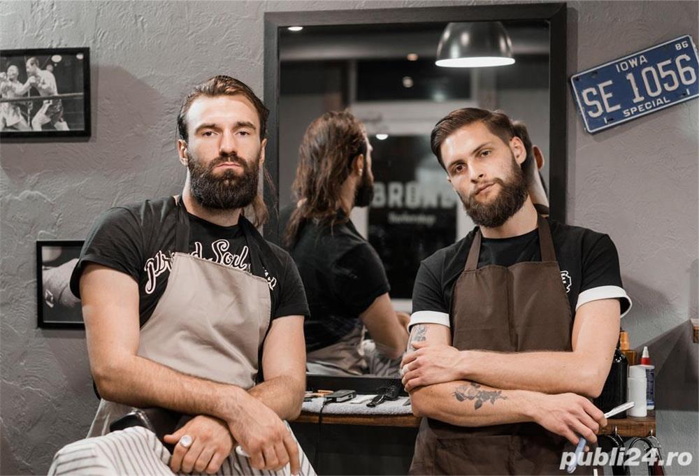 Barber Shop Angajeaza Frizer in Dorobanti