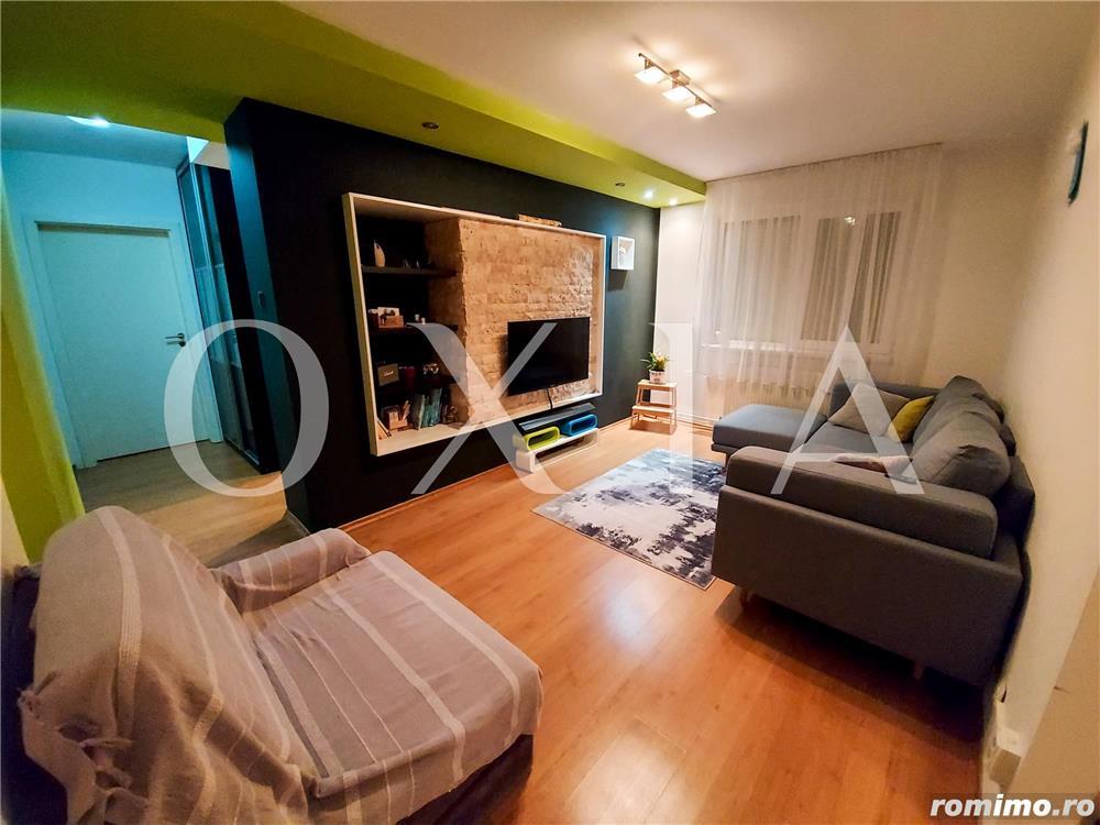 OX188 Apartament 3 camere + boxa in CF, Zona Dacia