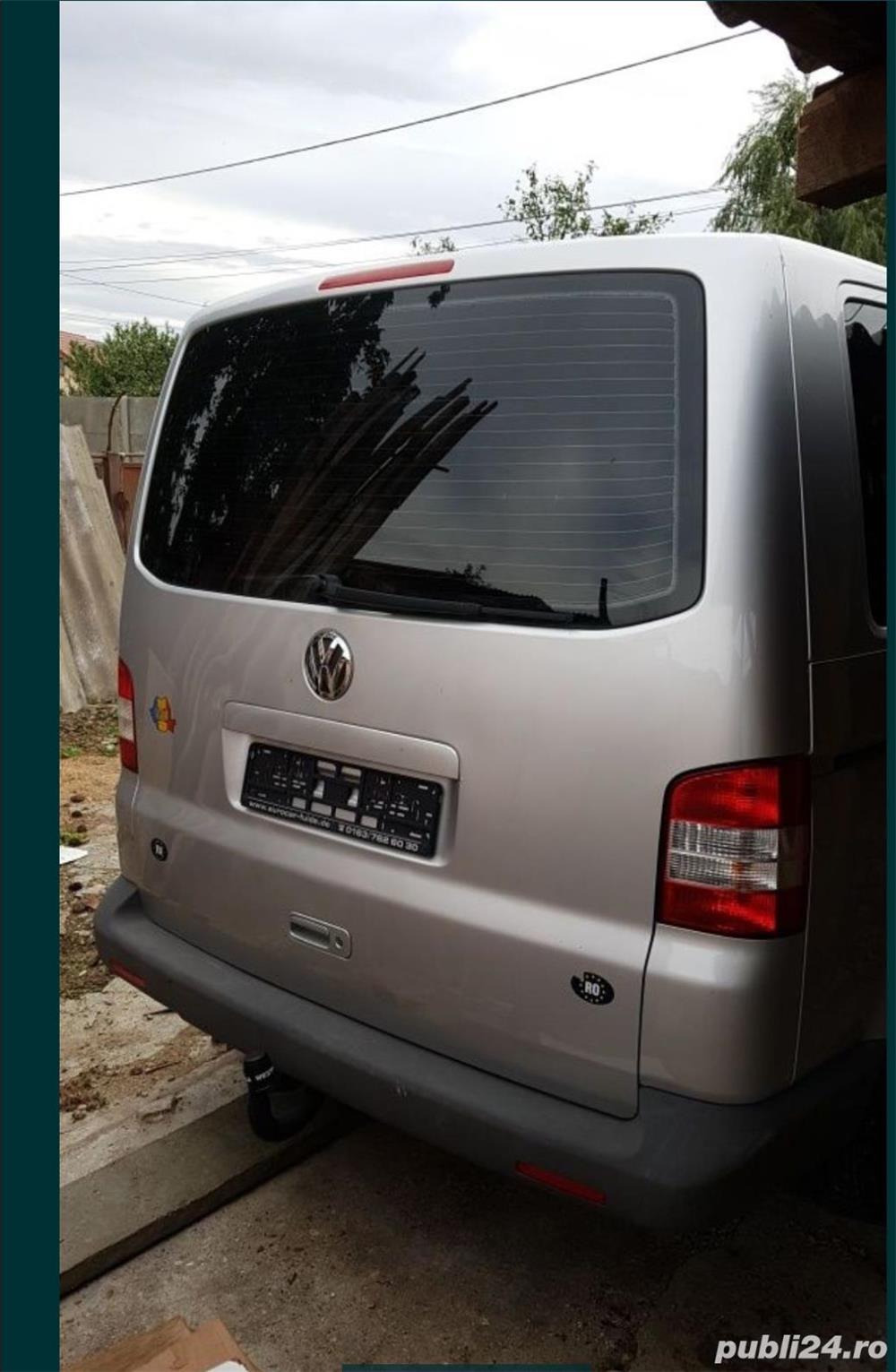 Vw T5 Caravelle