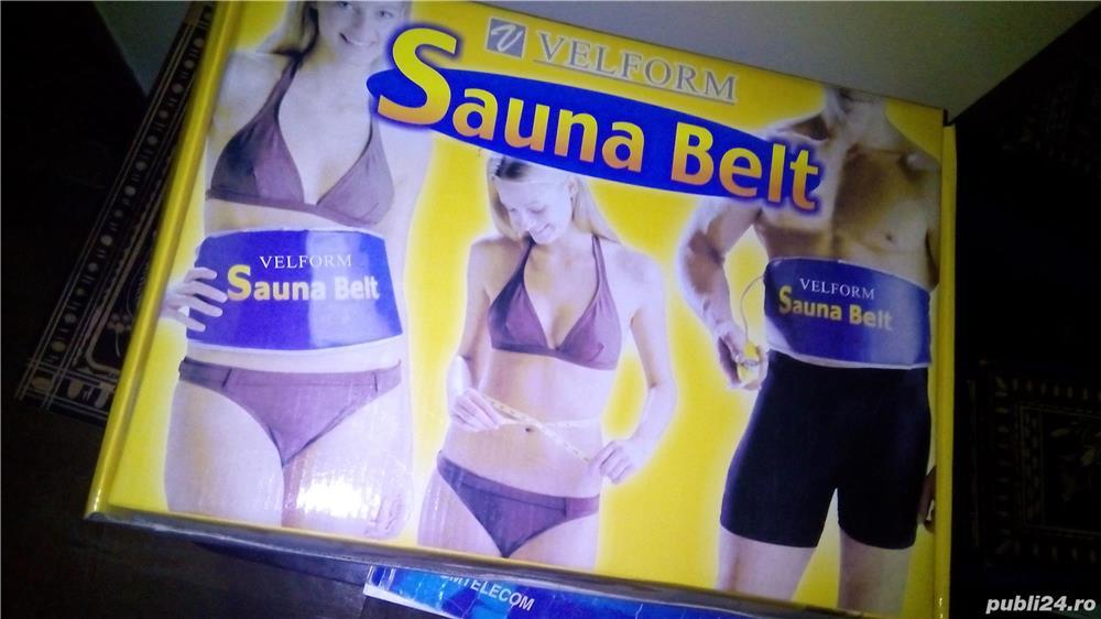 Vanzare centura de slabit Sauna Belt Velform