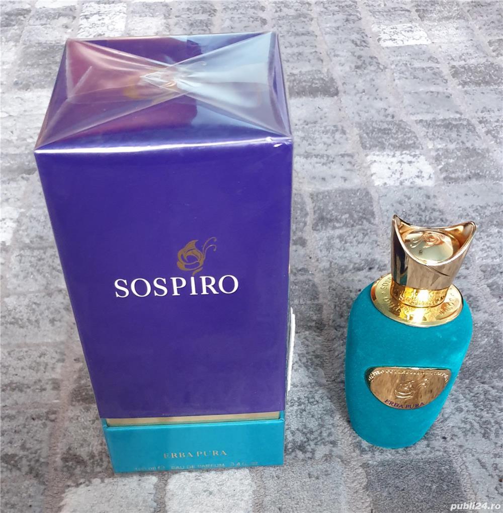Parfum Sospiro Erba Pura