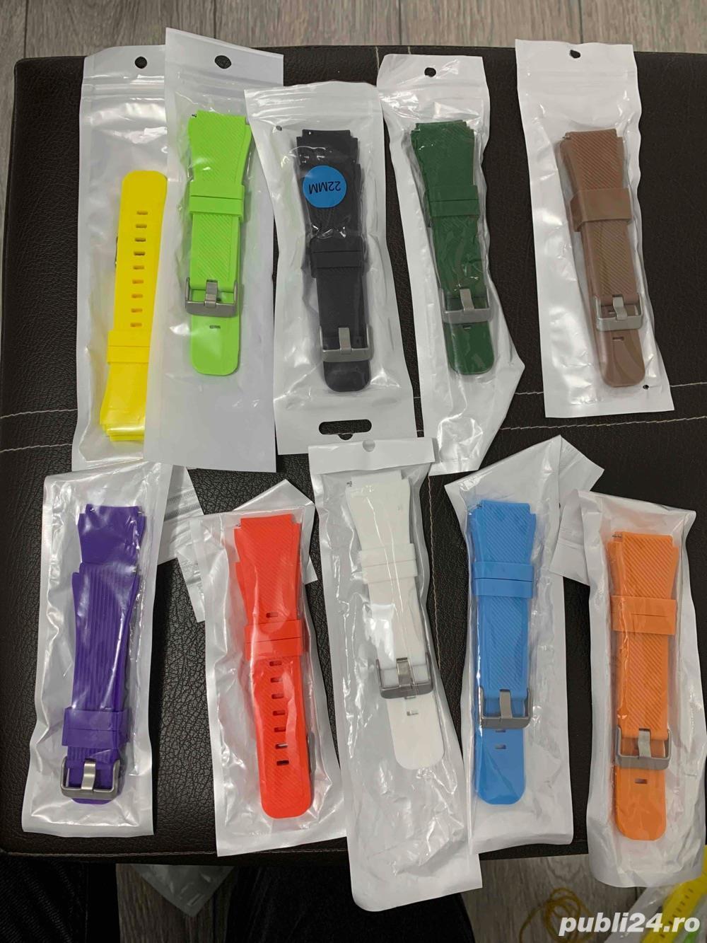 Curea pentru Huawei GT2, GT2e, GT2 pro Samsung gear s3, watch, 22mm marimea L