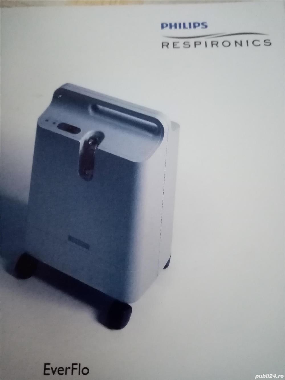 Vând concentrator oxigen Philips